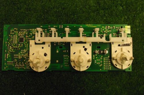 LAVATRICE Indesit IWME 127 UK User Interface BOARD PCB