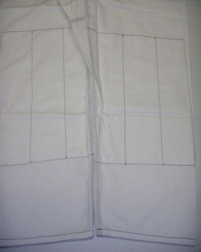 Brazilian Jiu Jitsu Air Gi for Men WHITE 100/% Cotton Presshrunk *FREE SHIPPING!