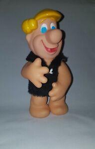 Figurine Vintage Barney Rubble 9,5   Vintage Figure Barney Rubble 9,5