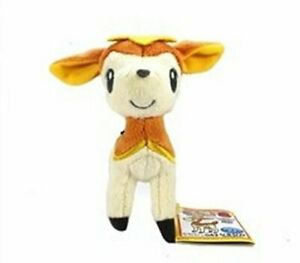 My-Pokemon-Collection-DEERLING-4-034-Plush-Doll-Toy-Key-Chain-BW-BW-MPC8-47488-Go