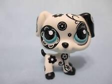 Littlest Pet Shop Dalmatian Dog Puppy Rescue Tails #1613 100% Authentic