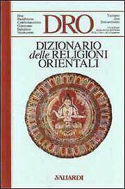Dizionario delle religioni orientali - [Garzanti]