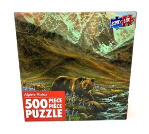 Sure-Lox Brand 500 Piece Puzzle Bathtub Babies