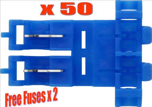 Self Stripping Standard Lama Fusibile Titolare ATC ATS SCOTCH SERRATURA CON FUSIBILI GRATIS