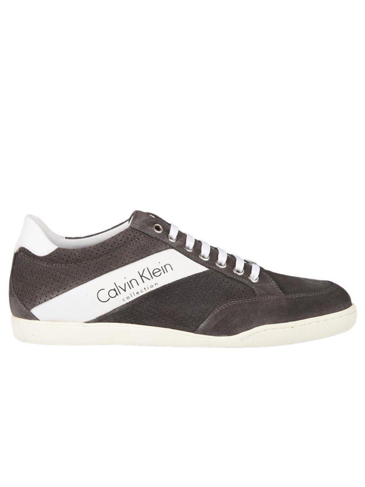 Original Schuhe Calvin Klein Sneaker Schuhe Original Größe 44 Neu b471da