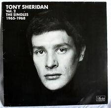 "12"" Vinyl TONY SHERIDAN Vol.2 - The Singles 1965-1968"