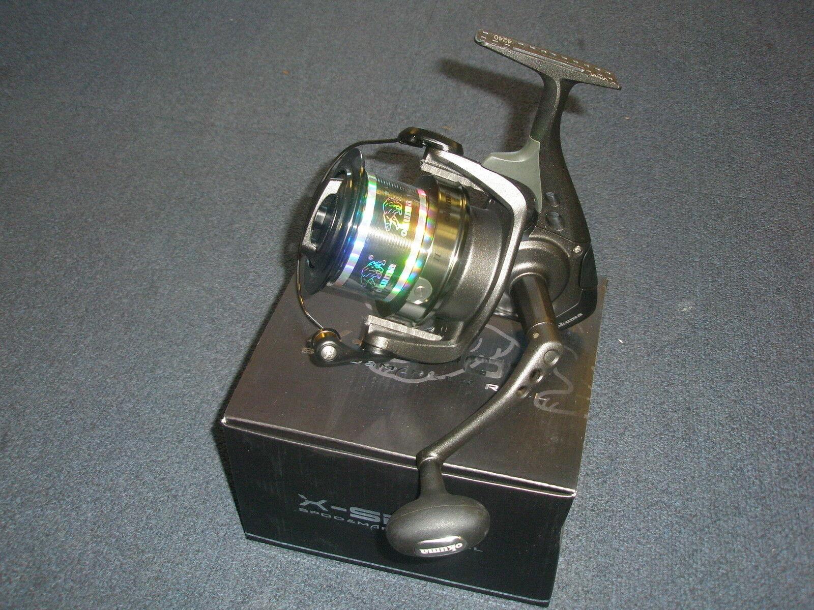 Okuma X Spot Spod + marcador Cocherete Aparejos  de pesca  marca de lujo