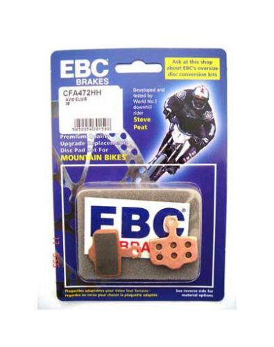 EBC - CFA472HH - Gold - Avid / Elixir Mini Disc Brake Pads
