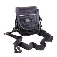 Black Shoulder Waist Camera Case Bag For Nikon COOLPIX 3700 L31 S2900 S7000 S33