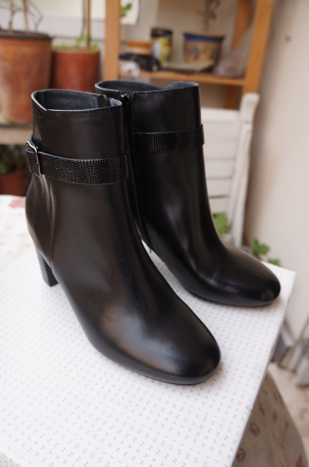 Jonak Don, - Boots femme - Don, Noir , 36 EU ////SOLDE\\\\ 03631f