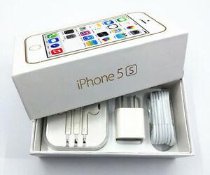 Apple Iphone 5 S Se Boîte D'origine, Nouveaux écouteurs, Chargeur Ca & Oem Cable-pas De Téléphone-afficher Le Titre D'origine Jouir D'Une Haute RéPutation Sur Le Marché International
