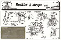 Royal Model 1:35 Buckles And Straps For Figures Photo-etched Set 040 on sale