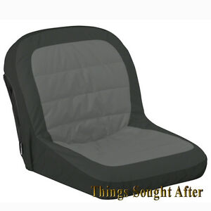 MED. CONTOURED LAWN TRACTOR SEAT COVER John Deere MTD Cub Cadet Craftsman Other