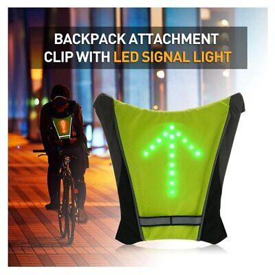 5 LED Lamp Light Rear Flashing Cycling Bicycle Tail Safety Warning Bike Laser