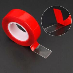 Double-Sided-Heat-Resistant-Adhesive-Transparent-Clear-Tape-Acrylic-Tape