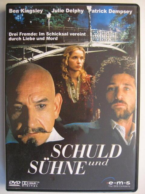 SCHULD UND SÜHNE - DVD