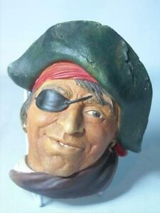 Legend-Products-SMUGGLER-6-Photos-Plaster-Chalkware-Head-Wall-Plaque