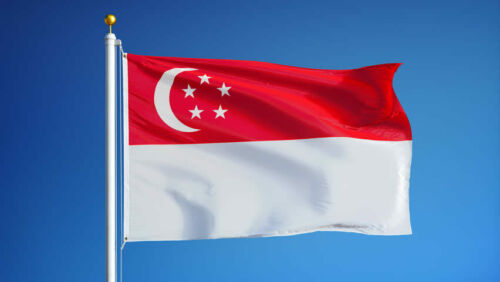 NEW SINGAPORE 3x5ft FLAG superior quality fade resist us seller