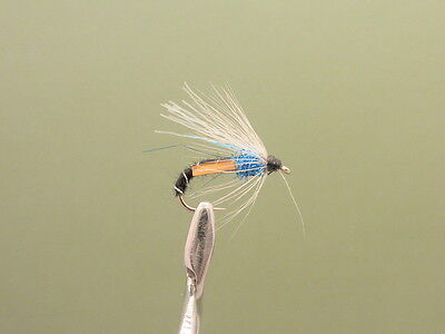 Hopper Trout Flies 30 Flies Fly Fishing Various colours mixed Size Boxed Set