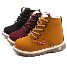 Botas De Nieve Para Niños Zapatos De Invierno Calzado De Lana Térmica Deportivo