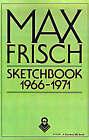 Sketchbook 1966-1971 by Max Frisch (Paperback / softback, 1983)