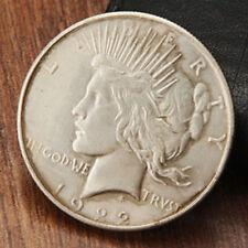 Batman Two Face Prop Trick Coin Harvey Dent The Dark Knight Peace Dollar Coin
