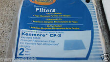vacuum canister filter fit Sears Kenmore CF3 CF 3 86888