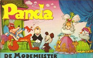 PANDA-DE-MODEMEESTER-Marten-Toonder-1972