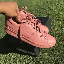 wholesale dealer c1658 5dbaa Adidas Raf Simons Stan Smith Ash Pink Dust Sand Orange Green Mens Size 7.5  Asap