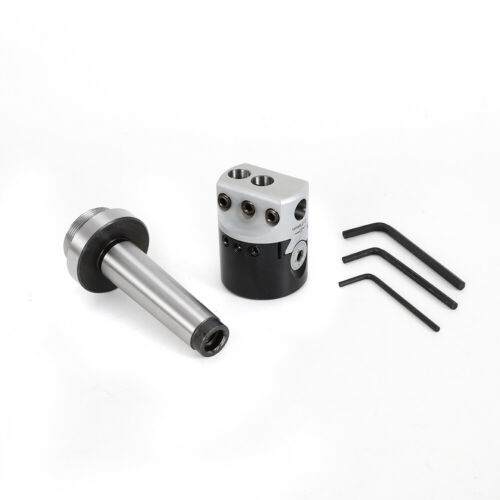 50mm MT3-M12 Universal Usage Boring Head With Morse Taper Shank 60° Angle SALE!!