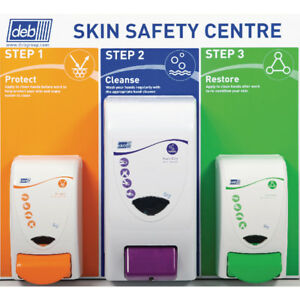 Deb Stoko Protect Cleanse and Restore Small 4 Litre Skin Protection Centre SSCS