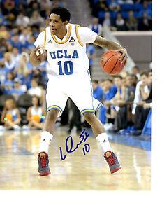 Larry Drew II hand signed autographed 8x10 photo with COA UCLA Bruins UNC Heat