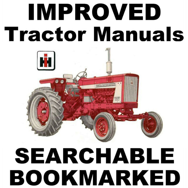 Phenomenal 1206 International Tractor Wiring Diagram International 1206 Wiring Wiring 101 Bdelwellnesstrialsorg