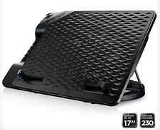 Cooler Master Ergostand lll Silent-Fan Notebook Laptop Cooling Stand Pad 17""