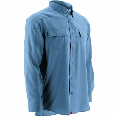 50/% Off HUK Next Level Long Sleeve Fishing Shirt--Pick Color//Size-Free Shipping