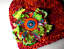 Knitted-Slim-Fit-Beanie-Skull-Cap-Hat-Color-Tangerine-Dream miniature 4