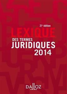 lexique-des-termes-juridiques-edition-2014-Guinchard-Serge-Debard-Thierry