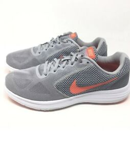 new arrival e9685 01a5c Image is loading NIKE-Revolution-3-819303-002-Wolf-Grey-Hyper-