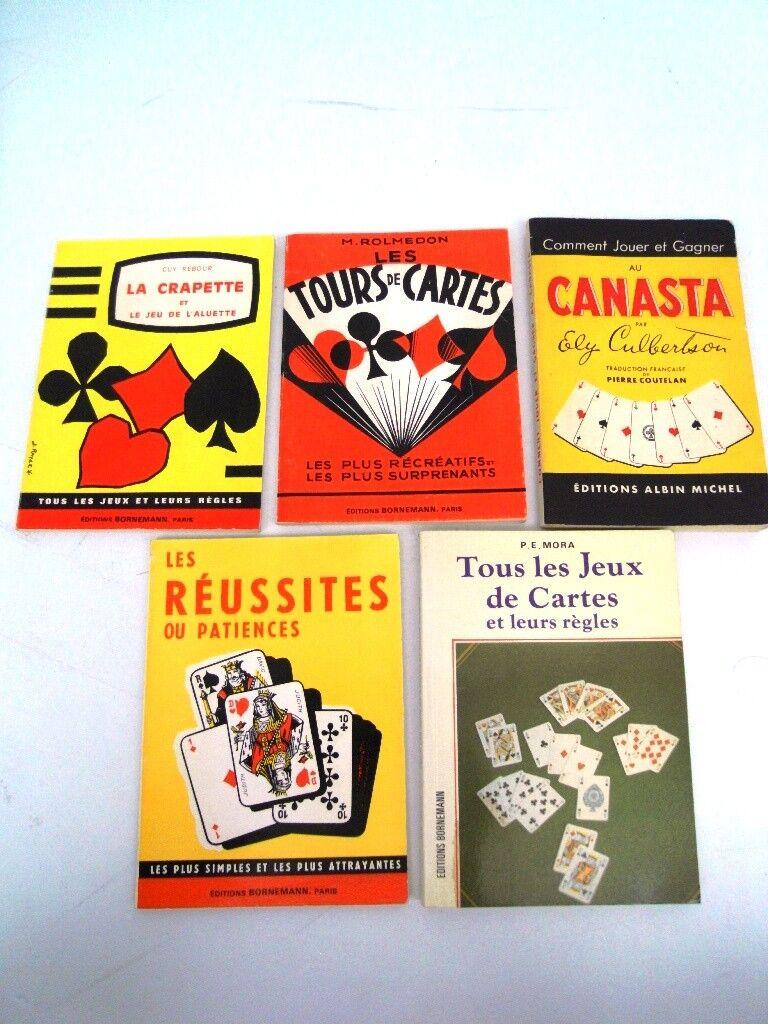 Karten Playing -6 Livres Reserve Radbezug Planen Spezialfolien auf Spiele Und