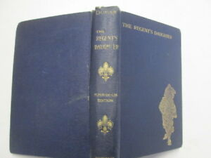 Acceptable-The-Regent-s-Daughter-Alexandre-Dumas-Undated-George-Routledge-and