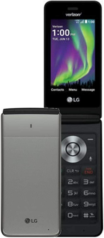Verizon LG Exalt VN220 - 8GB - Silver Verizon Flip Phone