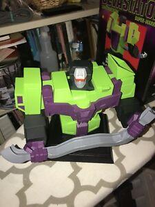 Hasbro Transformers Hard Hero Devastator Buste Figurine Plume 400100026199