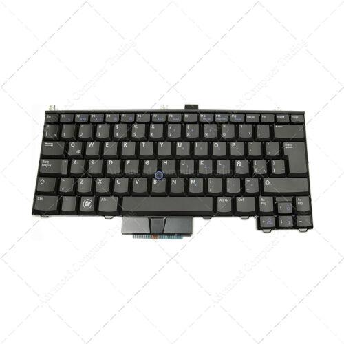Black ESPAÑOL layout New Keyboard for Dell Latitude E4310 Laptop US seller