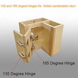 Kitchen Cabinet Door Hinges corner cabinet hinge | ebay