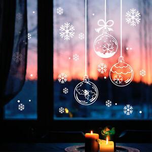 Fensteraufkleber-Weihnachts-Kugeln-mit-Schneeflocken-12409-Winter-Fenster-Window