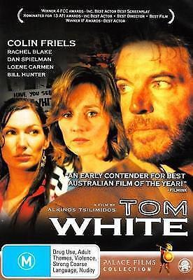 1 of 1 - Tom White (DVD, 2008) Brand New & Sealed Region 4 DVD (D21)(D154)