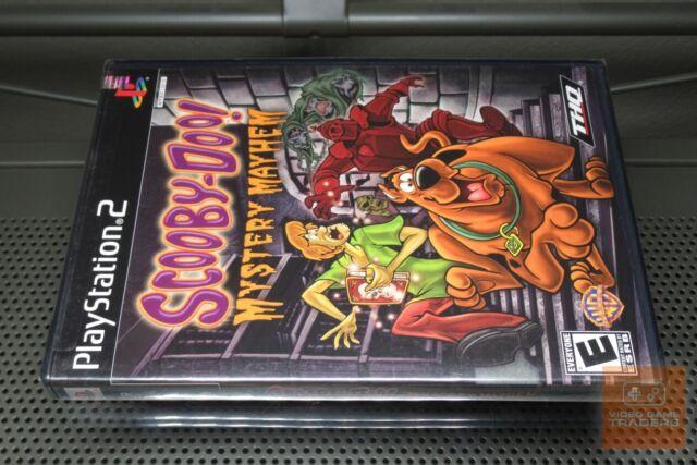 Buy Scooby Doo Mystery Mayhem Sony Playstation 2 2004 Online Ebay