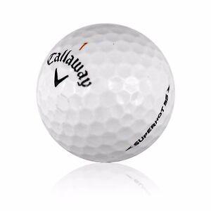 120-Callaway-Superhot-55-Near-Mint-Used-Golf-Balls-AAAA