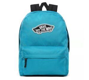 Vans Realm Backpack Enamel Blue