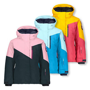 CMP Mädchen Skijacke Winterjacke Schneejacke Girl Jacket Fix Hood Farbwahl